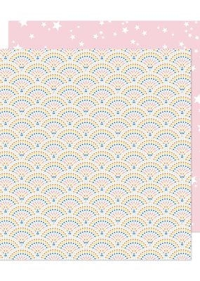 American Crafts 12 x 12 Decorative Paper Mosaico Feliz