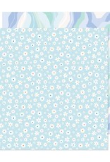 Obed Marshall 12 x 12 Decorative Paper Petalos