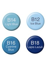 Copic Copic Ink Blues