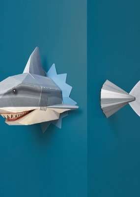 Clockwork Soldier Create Your Own Snappy Shark