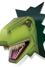 Clockwork Soldier Build A Terrible T-Rex Head