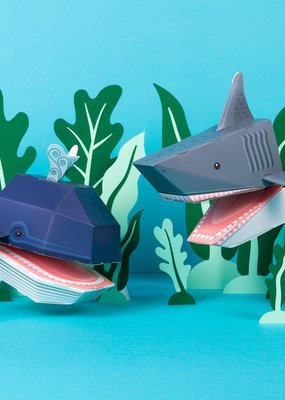 Clockwork Soldier Create Your Own Ocean Puppets