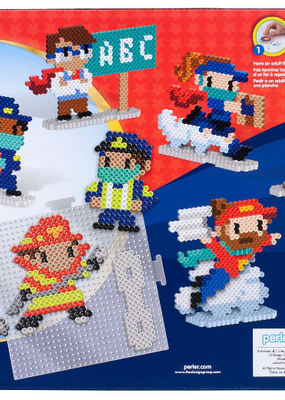 Perler Perler Bead Everyday Heroes 4000pc Kit