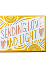 Noteworthy Card Love And Light