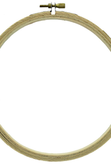 "PA Essentials Wood Embroidery Hoop 6"""