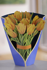 Fresh Cut Paper Fresh Cut Paper Yellow Tulips