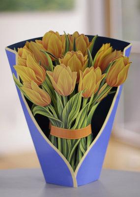 Fresh Cut Paper Fresh Cut Paper Yellow Tulips