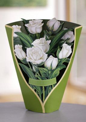 Fresh Cut Paper Fresh Cut Paper White Roses