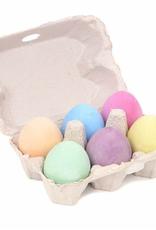 Micador Egg Chalk 6 Color Set