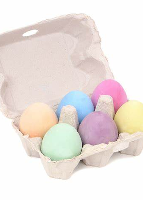 Micador Egg Chalk 6 Color Set