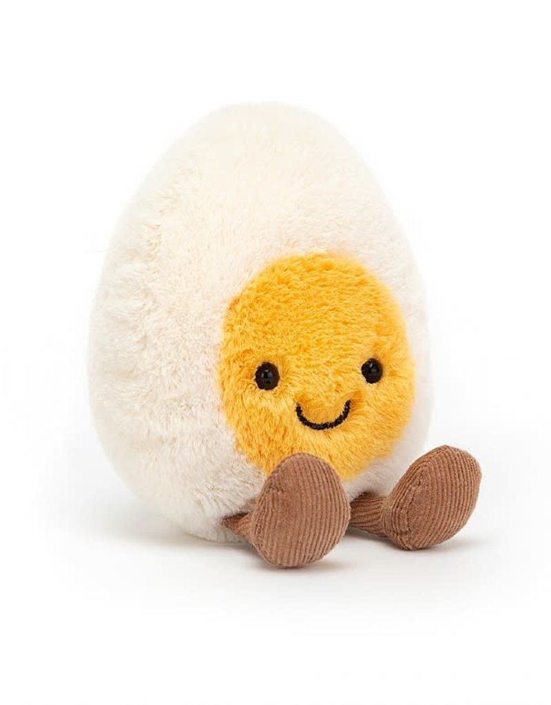 Jellycat Boiled Egg Happy