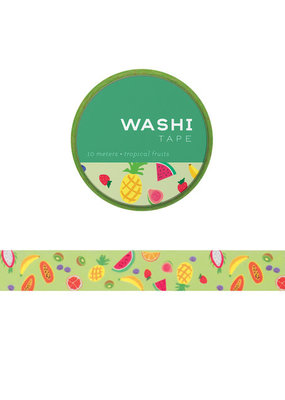 Girl of All Work Washi Tropical Fruits