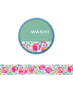Girl of All Work Washi Flower Arrangement