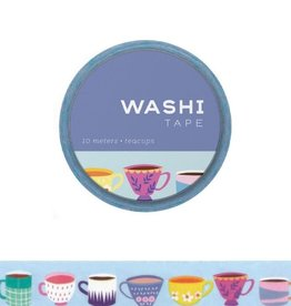Girl of All Work Washi Teacups