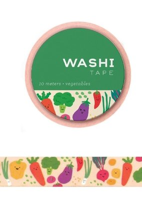 Girl of All Work Washi Vegetables