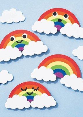 Waste Not Rainbow Craft Kit