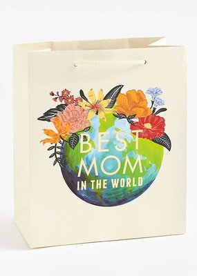 Waste Not Gift Bag Best Mom in the World