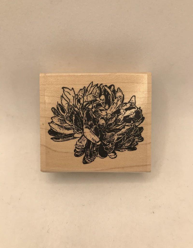 collage Stamp Mum Bloom