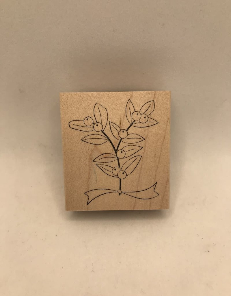 collage Stamp Mistletoe Bundle