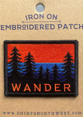 Shirts NW Patch Wander