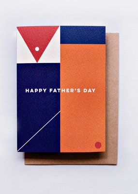 The Completist Card Father's Day Shapes