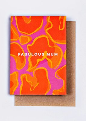 The Completist Card Fabulous Mum