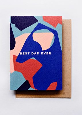 The Completist Card Best Dad Ever