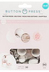 We R Memory Keepers Small  Button Pieces