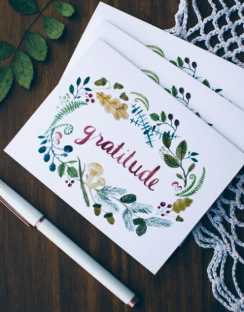 Little Truths Studio Card Gratitude