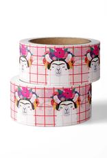 Studio Inktvis Washi Frida Kahlo Llama