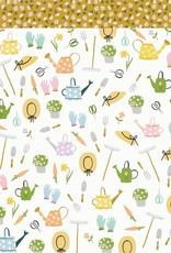 Simple Stories 12 x 12 Decorative Paper Garden Party