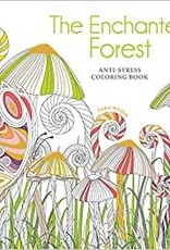 Dover Coloring Book Enchanted Forest