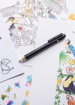 SUCK UK CMYK Pen