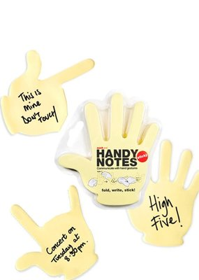 SUCK UK Sticky Notes Hand