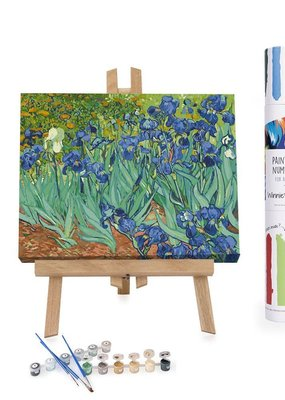 Winnie's Picks Paint by Number Irises Vincent Van Gogh