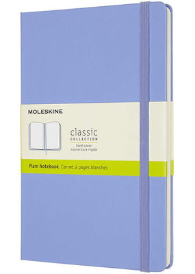Moleskine Moleskine Classic Hard Cover Plain Hydrangea Large