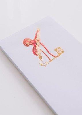 Good Juju Ink Notepad Inky Octopus