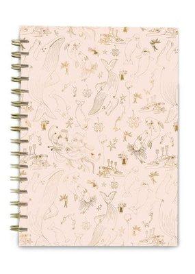 Good Juju Ink Spiral Notebook Underwater Ball