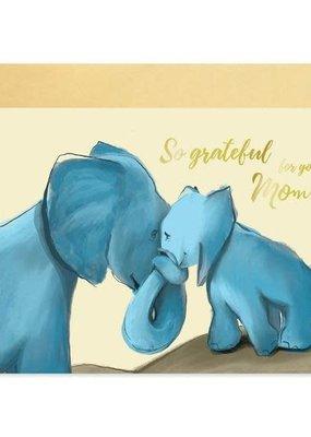 Good Juju Ink Card Grateful for Mom