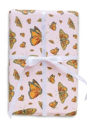 Good Juju Ink Wrap Sheet Monarch Butterfly