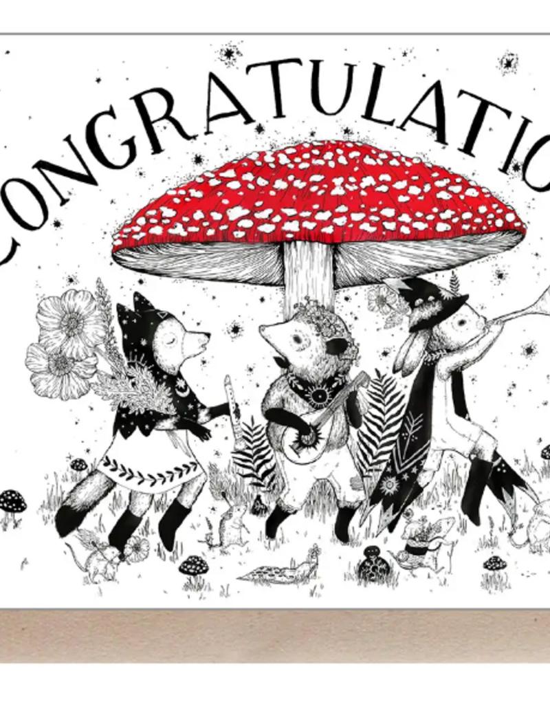 Marika Paz Card Congratulations