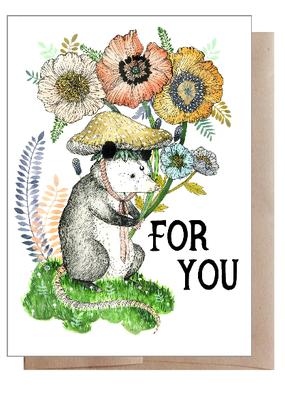 Marika Paz Card For You