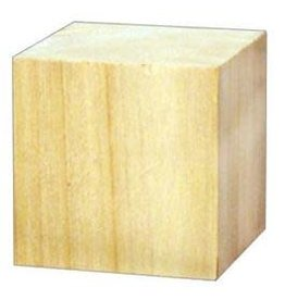 Lara's Wood Block 2 Inch