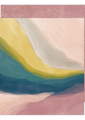 Heidi Swapp 12 x 12 Decorative Paper Vista