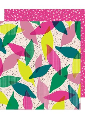 Amy Tangerine 12 x 12 Decorative Paper Brave & Bold