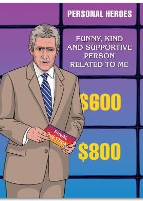 The Found Card Jeopardy