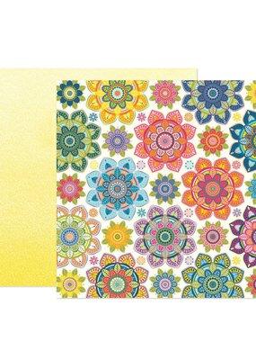 American Crafts 12 x 12 Decorative Paper Wonders
