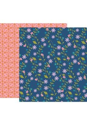 American Crafts 12 x 12 Decorative Paper Wonders # 18