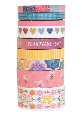 Paige Evans 8 Piece Washi Set Wonders