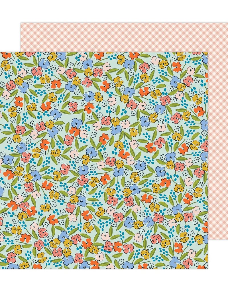 Jen Hadfield 12 x 12 Decorative Paper Here For You